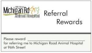 Referral Rewards form